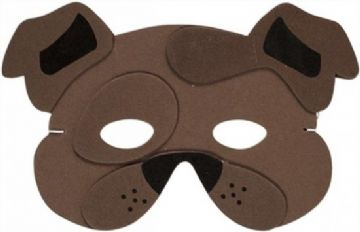 Childs Dog Mask